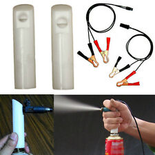 Universal Auto Car Vehicles Fuel Injector Flush Cleaner Adapter DIY Tools LOT