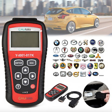 Car OBD2 Scanner Tool Diagnostic Code Reader Vehicle Fault Check Engine Light