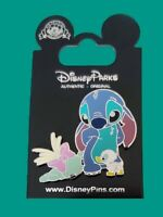 Disney Pin DLP DLRP - Stitch and Scrump with Ugly Duckling