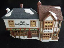 "Dept 56 Dickens Village Series ""The Old Curiosity Shop"" #5905-6"