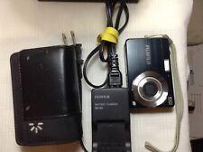 Fujifilm Fuji FinePix J Series J20 10.0 MP Digital Camera - Black