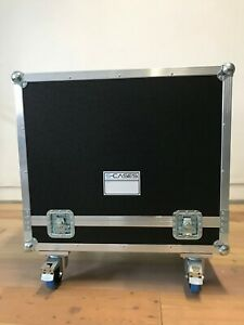 "Flight Case ""Profi""  Hauben Case für 2 Stk. JBL PRX 612 M"