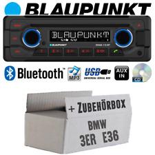 Autoradio Pour BMW 3er e36 Radio Blaupunkt Doha Bluetooth CD mp3 USB Kit de montage