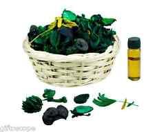 Iris Fragrance Jasmine Cane Basket Potpourri irpt0411js