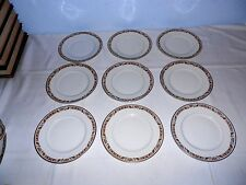 """9 B&C Limoges France  L.Bernardaud & Co Limoges BER30 - 7 1/4"""" Bread Plates"""