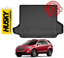 Husky Weatherbeater Rear Cargo Liner 2018 Chevy Equinox - Made In USA