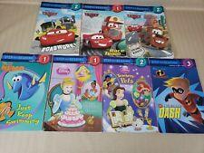 Lot 7 PB Disney Step into Reading Easy Readers Preschool Teacher