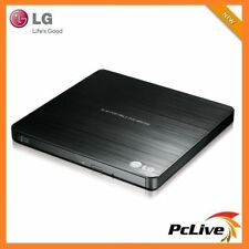 LG External Slim Portable CD DVD Burner Writer Free Power2Go USB PC MAC GP60NB50