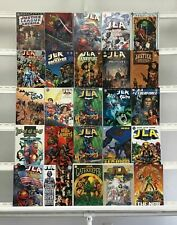 Justice League Graphic Novels Dc 25 Lot Comic Book Comics Set Run Collection Box
