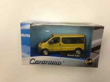CARARAMA 431000 Renault Trafic Mini Bus - Yellow 1/43 Scale Tracked 48 Post