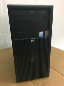 HP Compaq dx2300 mTW / Pentium DC E2160 @ 1.8GHz / 1GB / WinXP