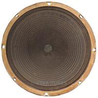 """Stromberg-Carlson, 12"""" Vintage Alnico Speaker, Tube, Guitar, Amps"""