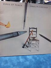 PAUL MCCARTNEY PIPES OF PEACE LP USED