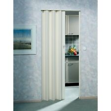 MARLEY Eurostar Folding Door Without Window W 83 x H 205 cm Beech-Coloured with Lock
