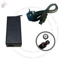 Adaptador de cargador para HP Pavilion DV4 DV5 DV6 DV7 CQ5065W + Cable De Alimentación Euro ukdc