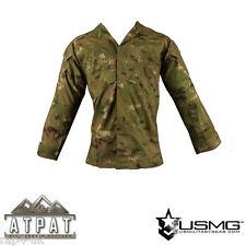 NEW Fusion BDU Jacket (ATPAT) Camouflage Rip Stop Cotton (XXXXL) [DG2]