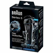 Braun Series 5 5040s Men's Wet & Dry FlexMotionTec Electric Foil Cordless Shaver
