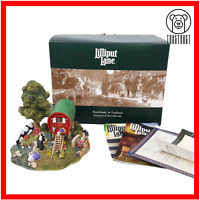 Lilliput Lane Traveller's Rest L2431 Cumbria Vintage Boxed + Deeds Handmade 2000