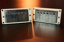Wizz Premium 1959 Clone PAF Pickups Set for Gibson les paul guitar R9 burst tone
