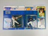 2x Shane Mack 1993 Twins MLB Baseball Starting Lineup SLU