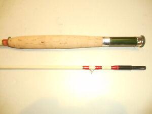 """Vintage fiber glass Shakespeare Wonderod. 7'-9"""" - 2 pc. - Model - 1280B. VG."""