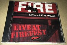 Fire of Life Band - Live at Firefest 1998 CD St Louis MO Missouri Music