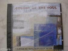 Colors (Couleurs) Of The Soul Classique North-Indian Musique Mint Encore Scellé