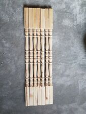 7x London spindles 840mm, 35x35mm