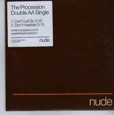 (AZ988) The Procession, Double AA Single - DJ CD