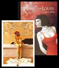 Tirage de Luxe PENET Marie des Loups 03 300ex-s + 2 XL