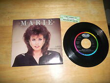 MARIE OSMOND i only want you/we're gonna need a love song PICTURE SLEEVE  45