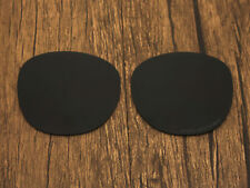 Polarized Sunglasses Replacement Lens For Latch OO9265 (Black)