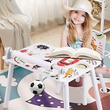 2 tlg. Kindersitzgruppe Kindermöbel Kinderstuhl & Tisch Maltisch Kinderzimmer