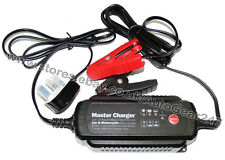 Automatic Smart Leisure Car Bike Motorcycle 12v 3.8a Battery Charger SWIBC5