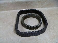 Yamaha 850 XS MIDNIGHT SPECIAL XS850-G Engine Primary Drive Chain Assembly SM16