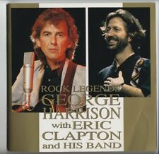 George Harrison with Eric Clapton - Rock Legends - Japan Tour 1991