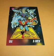 X-Men # 179 - 1992 Marvel Universe Series 3 Base Impel Trading Card