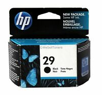 HP 29 Black Ink Cartridge 51629A Genuine New