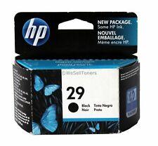 HP 29 Black Ink Cartridge 51629A Genuine New