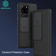 Nillkin For Samsung Galaxy S20 Ultra S20 Plus Camera Protection Slide Case Cover