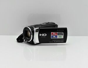SONY HANDYCAM HDR-CX190E CAMCORDER SDXC MEMORY CARD HD HIGH DEFINITION VIDEO