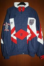 Jacket Felpa Maglia Shirt Trikot England Umbro WC World Cup Italia 90 Gascoigne