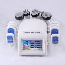 Ultrasonic Vacuum Cavitation RF Radio Frequency 7in1 Slimming Cellulite Machine
