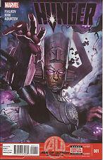 Hunger #1 Marvel Galactus Age of Ultron Aftermath Rick Jones Chitauri Kree VF