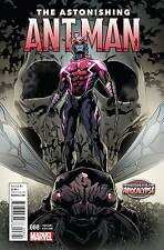 Astonishing Ant-Man #8 2016 Marvel Comics Will Sliney Variant Cover Nick Spencer