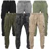 Urban Classics Camouflage Cargo Men Hose Röhrenhose Skinny Chino Jogginghose