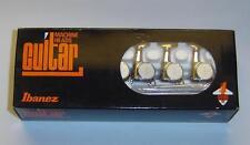 Ibanez CHROME Set of Tuners Machinheads Tuner Gotoh for RG Steve Vai JEM JS PGM