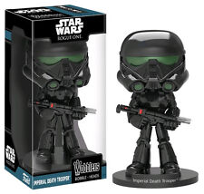 Star Wars: Rogue One - Imperial Death Trooper Wobbler Bobble Head