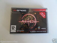 NOKIA N-GAGE & QD NEW SEALED FOR GAME ASHEN VERY RARE MOBILE