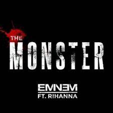 EMINEM FEAT. RIHANNA - THE MONSTER (2-TRACK)  CD SINGLE NEUF